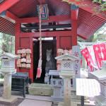 勝馬神社1