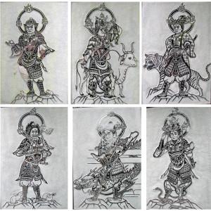 鼠牛虎/兎龍蛇