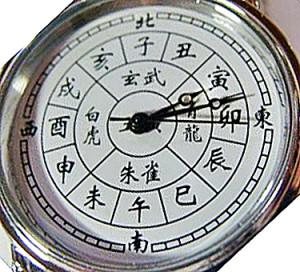 0-1十二支時計・方位時刻51aPq15QQaL__SX385_r40r05#