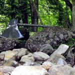 金時神社の大鉞(マサカリ)