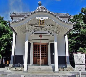 成田山聖天堂