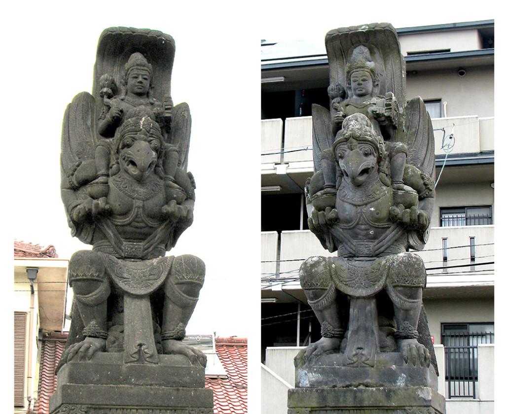 2-1001 願王寺のガルダ