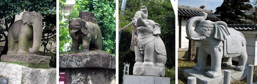2-3001 仏門の象