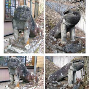 7 狛犬3