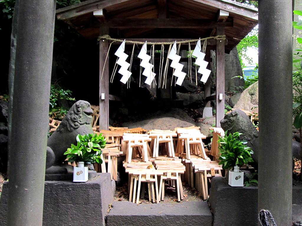10-1 I スサノオ神社内浅間神社
