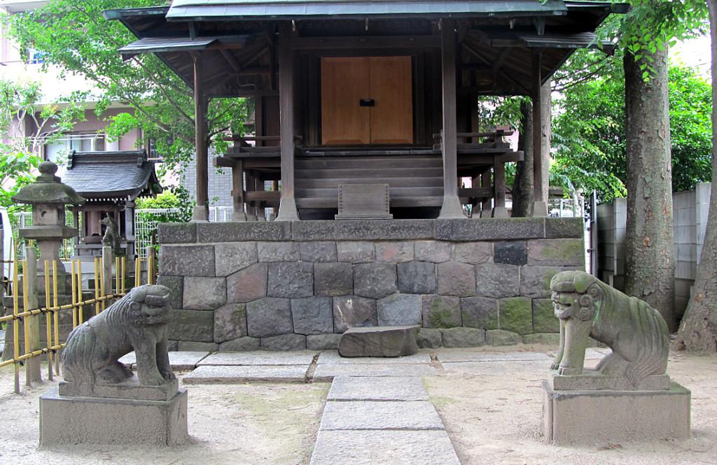 9-1 亀有香取神社