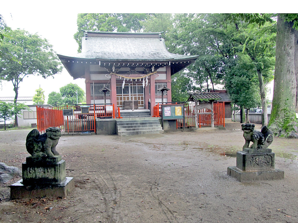 14-1 青渭神社前