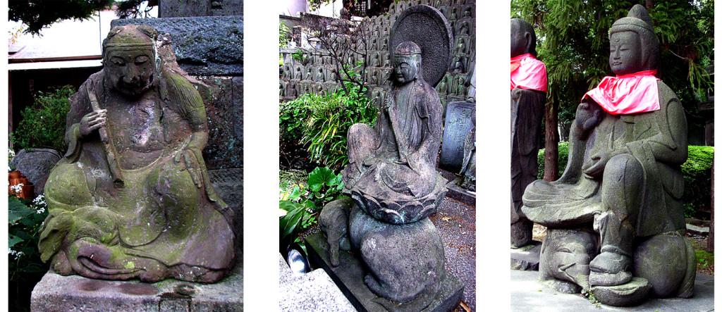 2-2 普賢菩薩と象2
