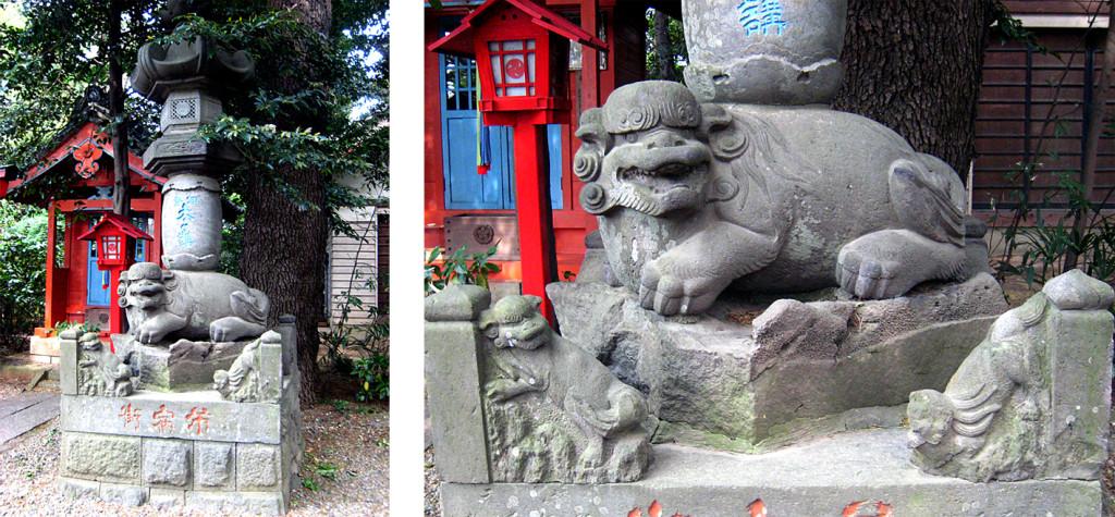 1 久伊豆神社