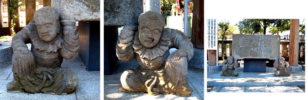 8 阿豆佐味天神社